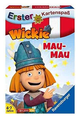 Ravensburger Kinderkartenspiele 20329 - Wickie Mau-Mau