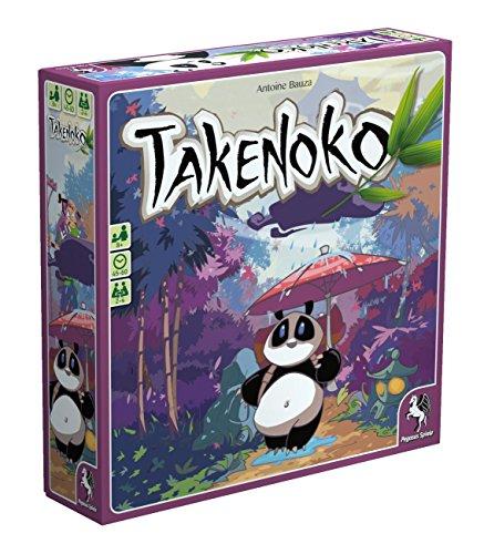 Pegasus spel 57015G - Takenoko