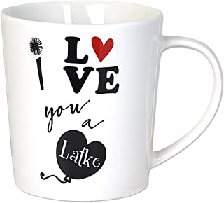Best i love you a latke mug Reviews