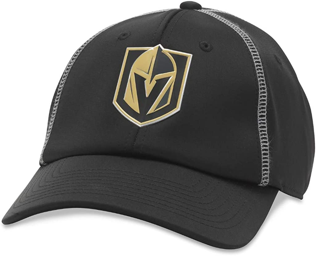 AMERICAN Now on sale NEEDLE Vegas Golden Knights NHL Velcro Str Baseball Challenge the lowest price of Japan Hat