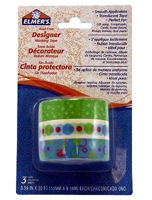Elmer's Designer Masking Tape