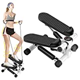Gymbong Portable Twist Stair Stepper for Exercise Adjustable Resistance, Fitness Mini Stepper with...