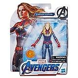Avengers 6In Movie Captain Marvel (Hasbro E3928ES0)