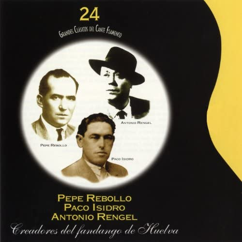Pepe Rebollo, Paco Isidro & Antonio Rengel