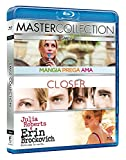Julia Roberts Collec. (Box 3 Br Mangia Prega Ama, Closer, Erin Brockovich)