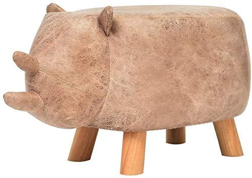 Rhinoceros Dier-Vormige Klein Bankje Voor Familie Plaatsing, Decoratie, Deur Verandering Schoen Klein Bankje Gift Voor Kinderen