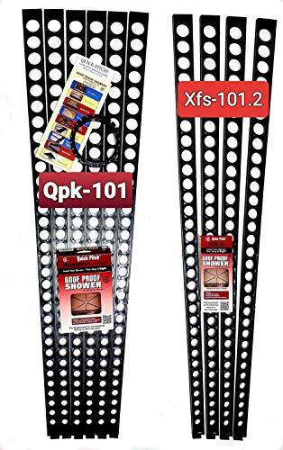 Bundle of 2 Items; Quick-Pitch Kit QPK-101 + (4) Quick Pitch Extra Float Sticks XFS-101.2