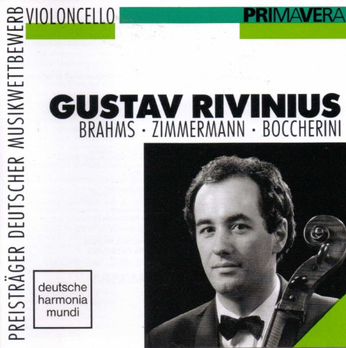 Gustav Rivinius-Cello