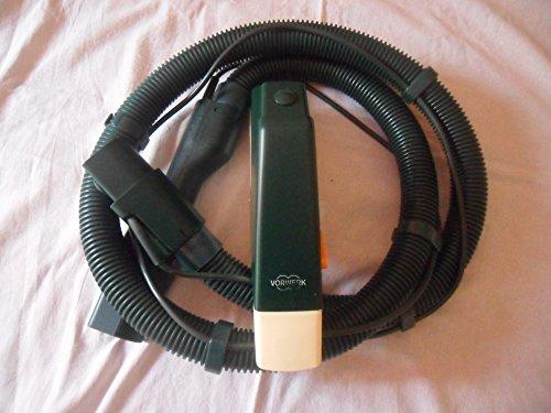 Mueve el ratón sobre la imagen para realizar el zoom ¿Tienes uno que vender? Venda uno mismo Vorwerk Folletto Picchio PB411 + Tubo flexible electrificado regenerado