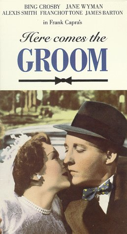 Here Comes the Groom [USA] [VHS]