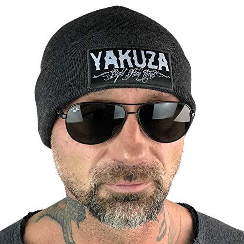 Yakuza Unisex Claim Knit Beanie Mütze