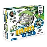 My Living World LW105 Window Bird Feeder, Multicolor
