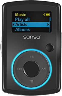 Sandisk SDMX11R-1024K-E70 MP3 Player Sansa Clip 1GB with Radio