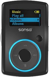Sandisk SDMX11N-2048K-E70 MP3 Player Sansa Clip 2GB Black