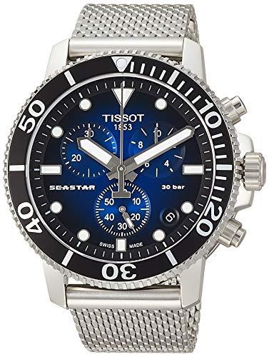 Tissot Tissot Seastar 1000 Chronograph T120.417.11.041.02 Reloj de Pulsera para hombres