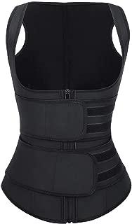 Wonder-Beauty Women Waist Trainer Trimmer Slimming Belt Body Shaper Sauna Sweat Belly Waist Cincher for Weight Loss