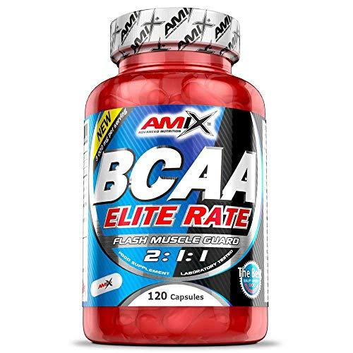 Amix Performance, E-Lite Salts, Combinación única de Sales Minerales con Vitaminas D y B5 & Fórmula de Electrolitos en Cápsulas Veganas, 120 Cápsulas, 200 g