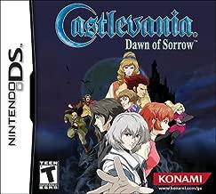 castlevania sorrow of dawn