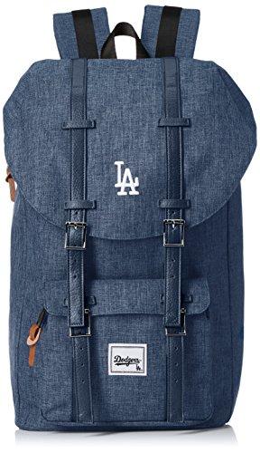 [メジャーリーグベースボール] リュック フラップリュック ヤンキース ドジャース かわいい おしゃれ 大容量 通学 通勤 旅行 LA-MBBK64 ネイビー One Size