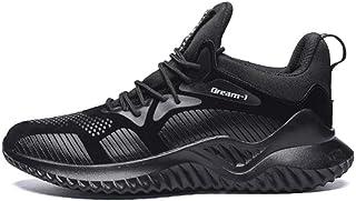 XINGYU Chaussures Hommes Baskets Noir Gris Antidérapant Casual Athlétique Tennis Automne Et Hiver Hommes Plus Velours Chau...