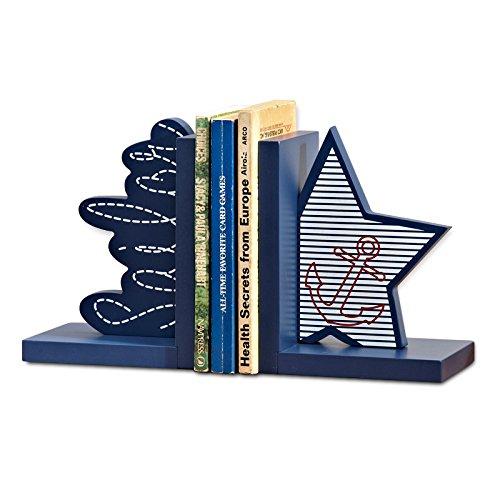 Ocean Personality Creative Book By Book Stand British Style Boy Mode Livres pour enfants Livres cadeaux Décoration Ornements