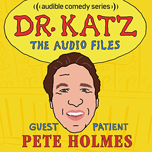 Ep. 7: Pete Holmes cover art