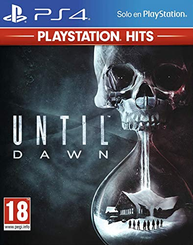 Until Dawn Hits - PlayStation 4 [Edizione: Spagna]