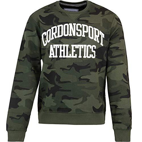Cordon Sport Kolt Sweater Sweatshirt (XL, Camouflage)