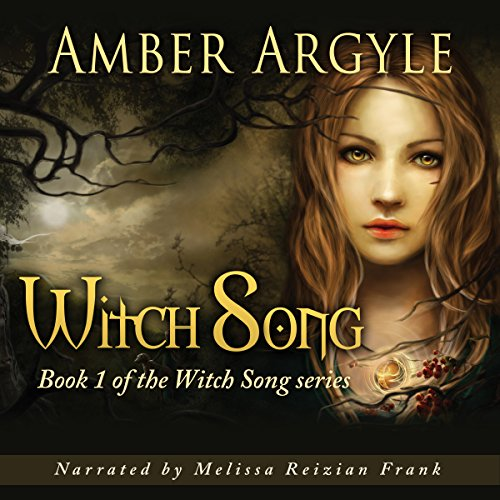 Witch Song audiobook cover art