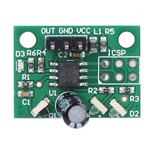 iFCOW 1PC Mini Differential Height Sensor IR V1.2 for BLV 3D Printer Automatic Leveling Duo WiFi DUET