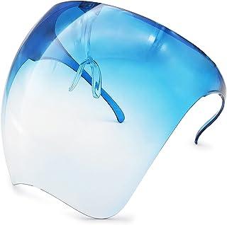 نظارات شمسية من YOFOBU تغطي كامل نظارات واقية ضد الضباب ذات غطاء كبير
