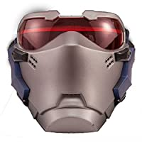Moniku Soldier 76 Weapon Cosplay Competitive Game Mask