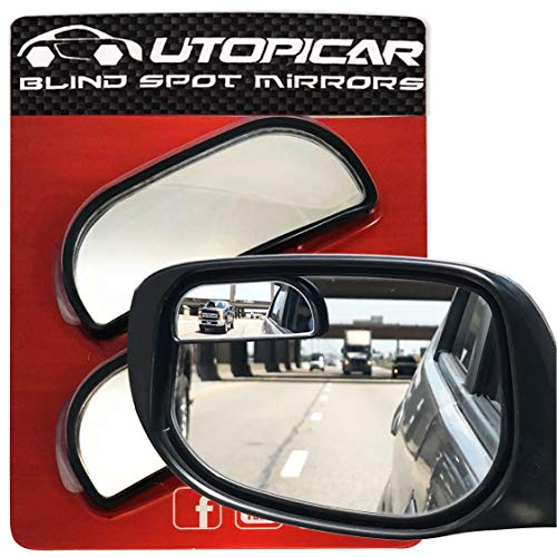 Adhesive For 07-10 Jeep Wrangler Driver Side Replacement Mirror Glass