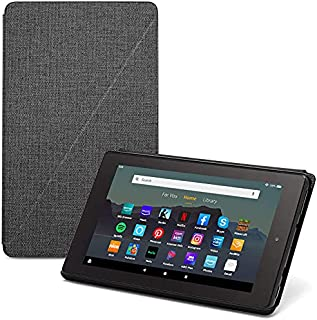Fire 7 Tablet Case (Compatible with 9th Generation, 2019 Release), Charcoal Black