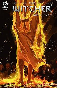 The Witcher: Witch's Lament #1 by [Bartosz Sztybor, Vanesa R. Del Rey, Jordie Bellaire]