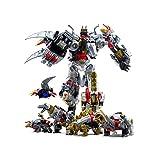 Jetta King Juguetes de Transformers, El Poder del Rey de la Cuerda de la Shura Tianyuan Dinosaurios...