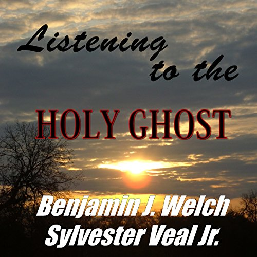 Listening to the Holy Ghost audiobook cover art