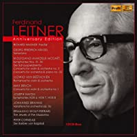 Ferdinand Leitner Anniversary Edition by WAGNER / HANDEL / MOZART / BEETHO (2012-06-26)