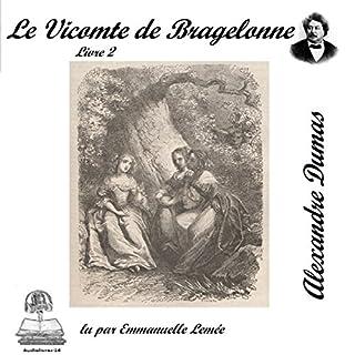 Couverture de Le vicomte de Bragelonne 2