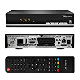 Strong SRT 7007 Ricevitore Satellitare HD Digitale DVB-S2 HD TV Free-to-Air, RSS, USB Ripr...