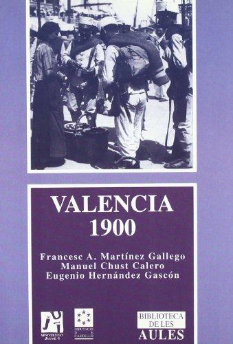 Valencia 1900: 11 (Biblioteca de les Aules)