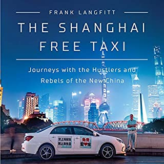 The Shanghai Free Taxi cover art
