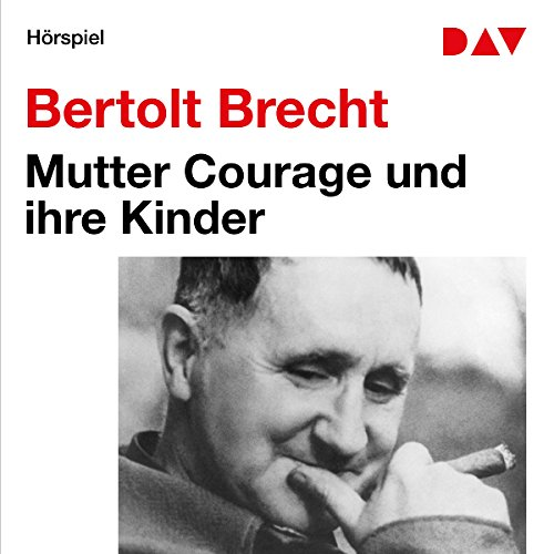 Mutter Courage und ihre Kinder audiobook cover art
