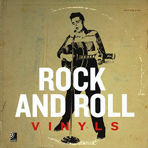 Rock and Roll Vinyls (3 CD's) (Ear books)
