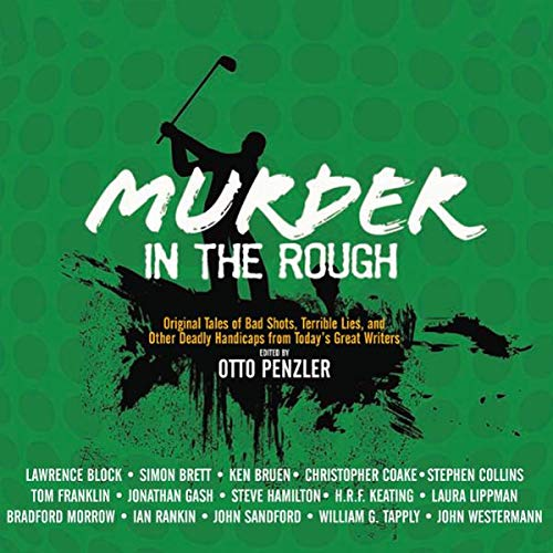 Murder in the Rough cover art