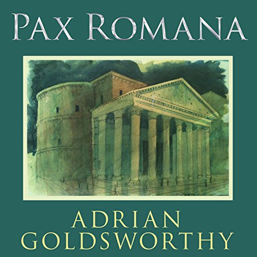 Pax Romana audiobook cover art