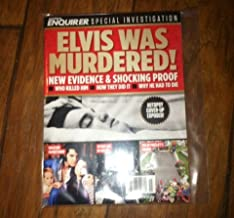 Elvis From the National Enquirer's Secret Files - 2013 Special Collectors Edition