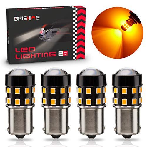 1156 led bulb amber - 3