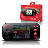 My Arcade Gamer Max Portable - Handheld Gaming System - 220 Retro Style Games - 16 Bit High Resolution - Battery Powered - Full Color Display - Volume Buttons - Headphone Jack
