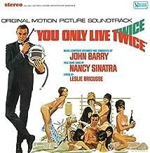 You Only Live Twice James Bond Soundtrack